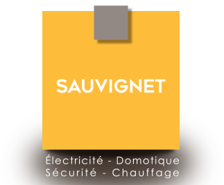 Electricien Lyon Sauvignet Elec Logo