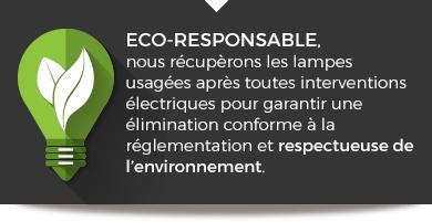 Sauvignet Electricite Eco Responsable Depannage Electrique
